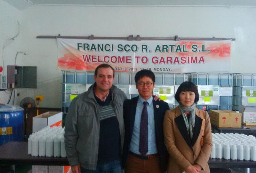 ARTAL, en Corea del Sur