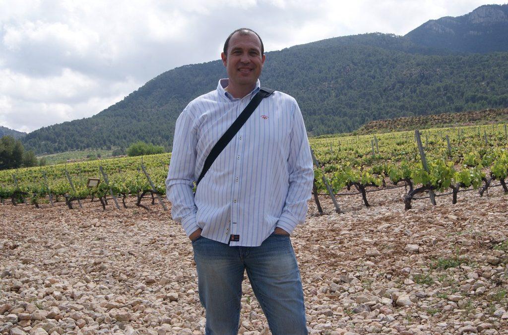 Nico Romero, new commercial delegate for the Levante area