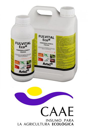 Organic Soil Improver with Vegetal Organic Matter FULVITAL - ARTAL Smart Agriculture