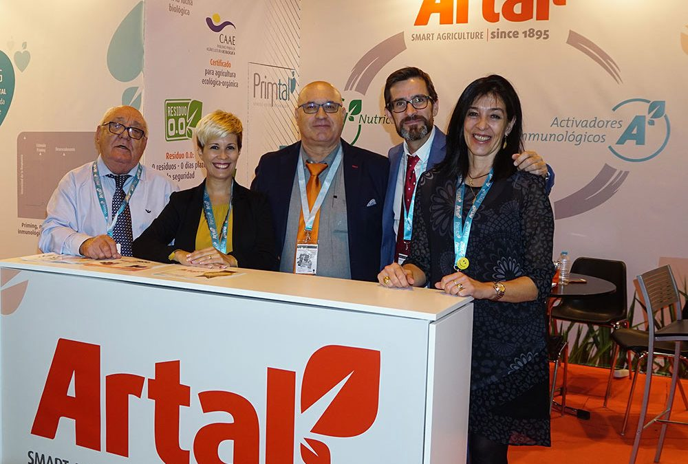 ARTAL Smart Agriculture will present its PRIMTAL range at Fruit Attraction