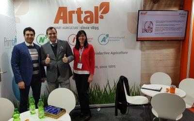 ARTAL Smart Agriculture presents its PRIMTAL range in Fruit Logistica