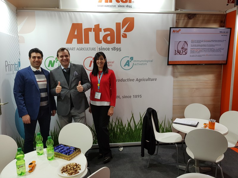 ARTAL Smart Agriculture presents its PRIMTAL range in Fruit Logistica