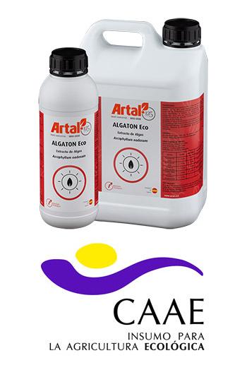 ALGATON ECO est un Biostimulant à base d'extraits naturels d'algues marines et enrichi en Bore et Molybdène