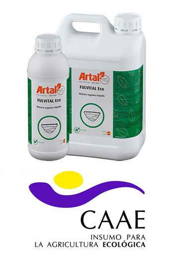 FULVITAL ECO es un producto a base de materia orgánica resultante del proceso de descomposición y transformación del material vegetal
