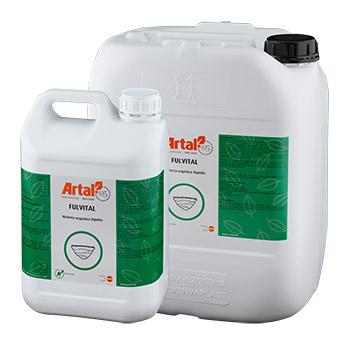 FULVITAL est un produit à base de matière organique resultante du processus de décomposition et transformation du matériel végétal