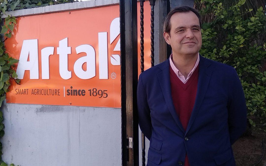 ARTAL Smart Agriculture, première entreprise de biotechnologie
