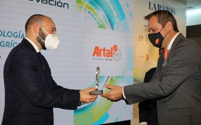 ARTAL Smart Agriculture, mejor empresa biotecnológica para el sector agrícola