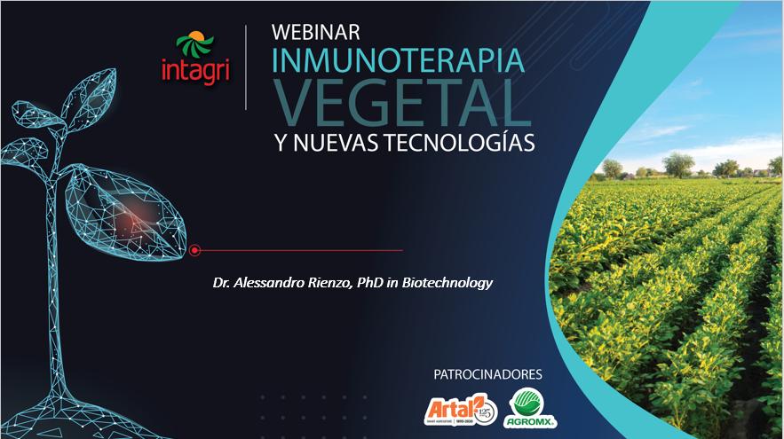 ARTAL Smart Agriculture organiza el primer webinar sobre Inmunoterapia Vegetal