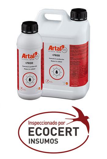+PROD est un Biostimulant à base de composés organiques naturels, microéléments et combustibles métaboliques