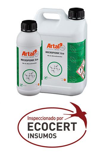 MICROPONIC ECO est un complex de microéléments, avec une formule équilibrée, qui maintient un correct équilibre pour l'utilisation dans l'agriculture écologique